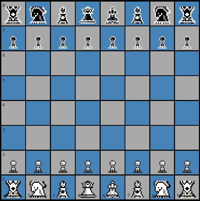 Topple Chess